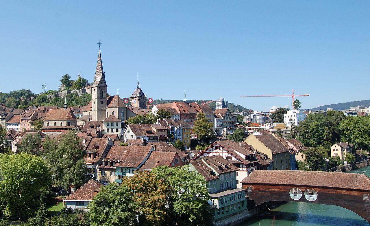 baden schweiz bruggerstrasse: